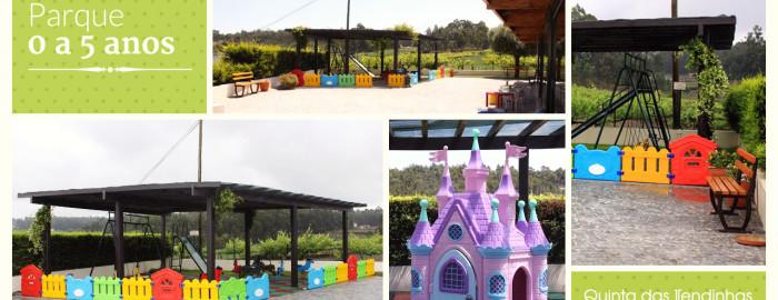 Parque Infantil (0 aos 5 Anos)